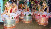 মৌলভীবাজারের কমলগঞ্জে মহারাসলীলা