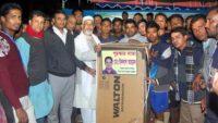 স্বাধীন বাংলা সমাজকল্যাণ যুব সংঘের ফুটবল টুর্নামেন্টের ফাইনাল অনুষ্ঠিত