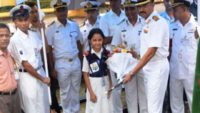 VISIT OF INDIAN NAVAL SHIP TO CHITTAGONG