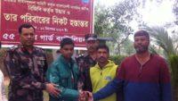 ভারতে অনুপ্রবেশকারী বাংলাদেশী যুবককে হস্তান্তর করেছে বিএসএফ