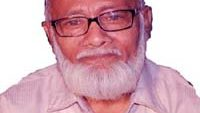 মৌলভীবাজার প্রেসক্লাবের প্রতিষ্ঠাতা গজনফর চৌধুরী নেই