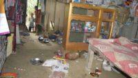 জগন্নাথপুরে হামলায় আহত ২ ঘরবাড়ি ভাংচুর লুটপাট