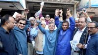 জনগণের ভোট খালেদা জিয়ার মুক্তি ত্বরান্বিত করবে : সিলেটে রব