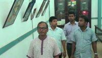 সুনামগঞ্জ ঐতিহ্য জাদুঘরে প্রত্নতত্ত্ব অধিদফরের জরিপকারী দল