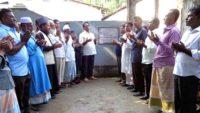 বরইকান্দির ২নং রোডে ড্রেন নির্মাণ কাজের উদ্বোধন