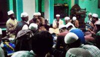 খালোমুখ বাজারে মনির উদ্দিন স্মরণে দোয়া মাহফিল