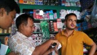 সুনামগঞ্জে অবৈধ সেনরগোল্ড সিগারেট আটক
