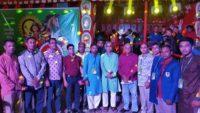 মহানগরীর পূজামণ্ডপ পরিদর্শন করলেন জেলা প্রেসক্লাব নেতৃবৃন্দ