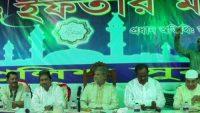 সুনামগঞ্জ জেলা পুলিশের দোয়া ও ইফতার মাহফিল
