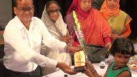 সুনামগঞ্জে শিশু একাডেমির উদ্যোগে সাংস্কৃতিক ও শিশু নাট্য উৎসব অনুষ্ঠিত