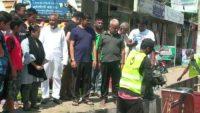 ডেঙ্গু প্রতিরোধে সুনামগঞ্জ পৌরসভার পরিচ্ছন্নতা অভিযান