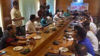 ভারত থেকে অস্ত্র আসা বন্ধ করতে তৎপর পুলিশ : ফরিদ উদ্দিন