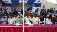 ছাতকে ১৫ দফা দাবি বাস্তবায়নে শ্রমিক সমাবেশ অনুষ্ঠিত