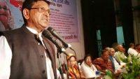 অপরাধীকে ধরা পড়তেই হবে : সুনামগঞ্জে মাহবুবুল আলম হানিফ