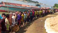 জামালগঞ্জে সুরমা ও বৌলাই নদীতে অবৈধ টোল আদায় বন্ধের দাবি