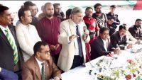 খালেদার জিয়ার জামিনে সরকারের হাত নেই : পরিকল্পনা মন্ত্রী