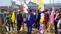 সুনামগঞ্জে ৪ দিনব্যাপী উপজেলা স্কাউটস সমাবেশ শুরু