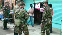 সুনামগঞ্জের সব উপজেলায় সেনাবাহিনীর টহল জোরদার
