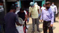 'করোনা' জনিত পরিস্থিতিতে হবিগঞ্জে ওএমএসে ১০ টাকা কেজির চাল
