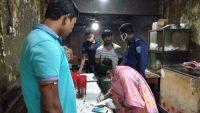 মাধবপুরে ৪টি ব্যবসা প্রতিষ্ঠানকে ৫ হাজার টাকা জরিমানা