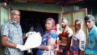 অসহায়দের পাশে সুনামগঞ্জ সরকারি কলেজের শিক্ষার্থীরা