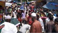 লাখাইয়ে বাড়ছে 'করোনা' আক্রান্তের সংখ্যা : কার্যকর নেই স্বাস্থ্যবিধি