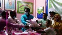 সুনামগঞ্জে সার্চ মানবাধিকার সোসাইটির খাদ্য বিতরণ
