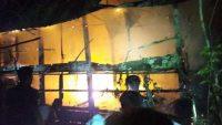 লাখাইয়ে হাসেঁর হ্যাচারিতে অগ্নিকাণ্ডে ১২ লাখ টাকার ক্ষতি
