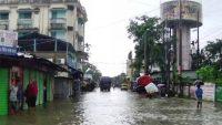 সুনামগঞ্জে বন্যা পরিস্থিতির অবনতি : নতুন নতুন এলাকা প্লাবিত
