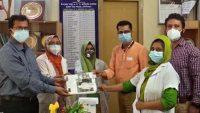 মৌলভীবাজারের ৪টি হাসপাতালে সুরক্ষাসামগ্রী বিতরণ