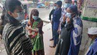 নবীগঞ্জে করোনাকালে স্বাস্থ্যবিধি অমান্য : ভ্রাম্যমাণ আদালতের জরিমানা আদায়