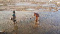 তাহিরপুরে যাদুকাটার কয়লাই এখন শ্রমজীবী মানুষের জীবিকার উৎস
