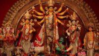 মৌলভীবাজারে বিজয়ার শোভাযাত্রা ছাড়াই দুর্গা প্রতিমা বিসর্জন