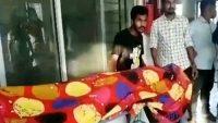 সুনামগঞ্জ শহরে ট্রাক চাপায় মোটরসাইকেল আরোহী নিহত