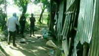 সুনামগঞ্জের কাইয়ারগাঁও গ্রামবাসীর দিন কাটছে আতংকে