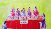 মৌলভীবাজারে গ্রাম আদালতে সম্পৃক্তকরণ বিষয়ক কর্মশালা