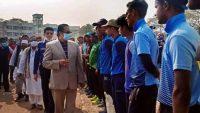 মাহমুদ উস সামাদ চৌধুরী স্পোর্টিং ক্লাব ক্রিকেট টুর্নামেন্ট শুরু