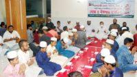 খালেদা জিয়ার সুস্থতা কামনায় এমদাদ চৌধুরীর দোয়া