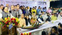 উন্নয়ন অগ্রযাত্রা অব্যাহত রাখতে 'নৌকা'র পক্ষে রায় দিন : নানক
