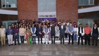 ভারতীয় হাই কমিশনে আইসিসিআর নতুন ব্যাচের শিক্ষার্থীদের সংবর্ধনা