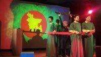 পদাতিকের 'কালরাত্রি' সোমবার শিল্পকলা একাডেমি মঞ্চে